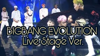 Video BIGBANG Evolution 2006 - 2017 🎤👑(Live Stage Ver.) MP3, 3GP, MP4, WEBM, AVI, FLV Juli 2018