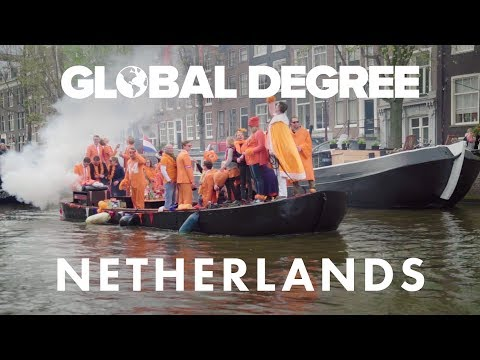 Netherlands - The Biggest Party In The Canals Of Amsterdam