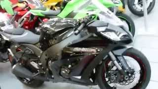 6. Kawasaki Ninja ZX-10R 200 Hp 2012 * see also Playlist