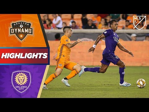Video: Houston Dynamo vs. Orlando City SC | Last Chance for Nani and Orlando! | HIGHLIGHTS