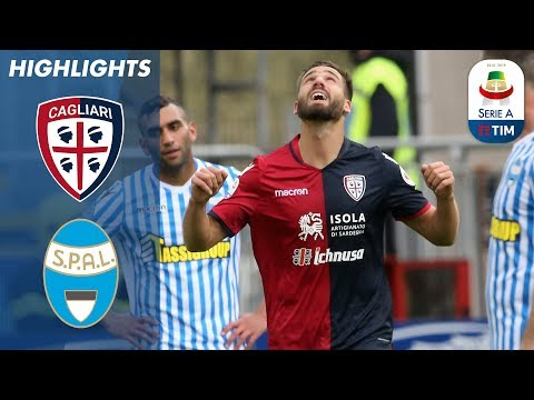 Cagliari 2-1 SPAL | Pavoletti Winner Ends SPAL Winning Streak! | Serie A - Thời lượng: 4 phút, 14 giây.