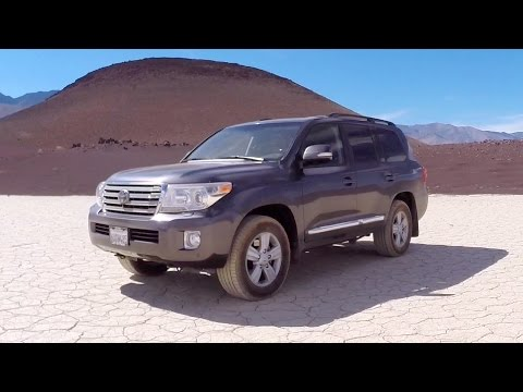 2015 Toyota Land Cruiser Review – Kelley Blue Book