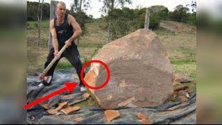 Video LIHAT !! Pria ini menghadiahkan sebuah batu untuk Ibunya, begitu dipecah hal menakjubkan terjadi MP3, 3GP, MP4, WEBM, AVI, FLV Oktober 2017