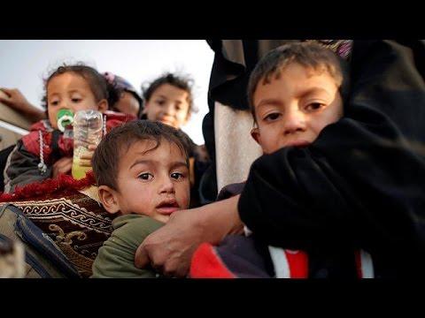 Ιράκ: Σε εκτελέσεις αμάχων προχώρησαν οι τζιχαντιστές του «Ισλαμικού Κράτους» – world