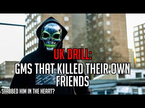 UK DRILL: GM'S THAT KILLED THEIR OWN FRIENDS