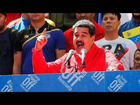 Βενεζουέλα: Την απέλαση του Γερμανού πρέσβη ζήτησε ο Μαδούρο …