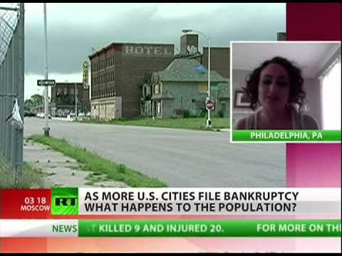 Bankruptcy to hit more American cities?
