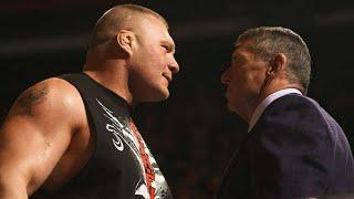 Video Why Vince McMahon Won't Let Brock Lesnar Leave WWE MP3, 3GP, MP4, WEBM, AVI, FLV Juli 2018