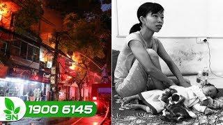 Nỗi ám ảnh của hàng chục bệnh nhi nghèo sau đám cháy