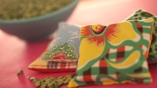 How to Make Bean Bags || KIN DIY - YouTube