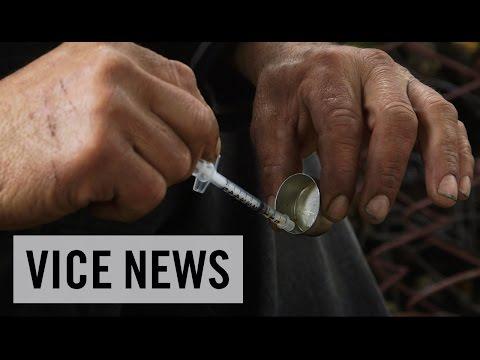 Washington D.C. Drug Abuse