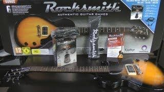 Wielu z nas zawsze chciało zostać muzykiem, ale z różnych przyczyn nie mogło poświęcić odpowiedniej ilości czasu na naukę instrumentu. Rocksmith chce ...