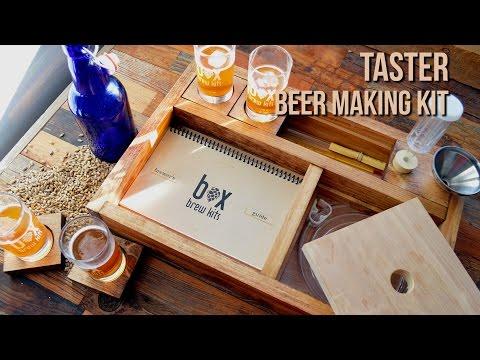 , title : 'Box Brew Kits - The Taster Small Batch Beer Making Kit'