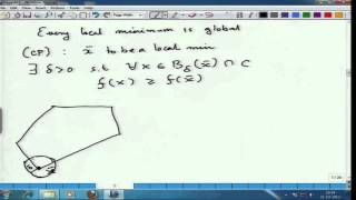 Mod-01 Lec-02  Convex Optimization