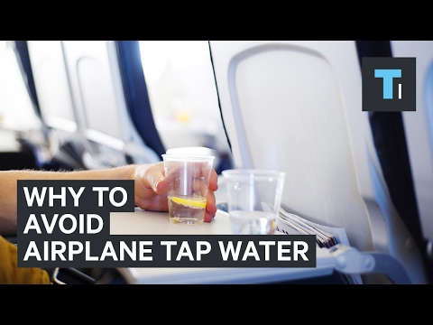 , title : 'Why flight attendants avoid airplane tap water'