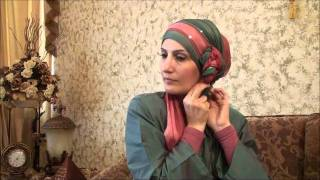 Hijab Tutorial Elegant Hijab Twisted Flower