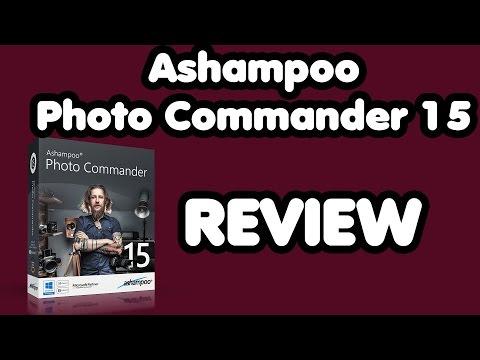 Ashampoo Photo Commander 15 REVIEW | RAW Bilder und viele weitere Formate bearbeiten