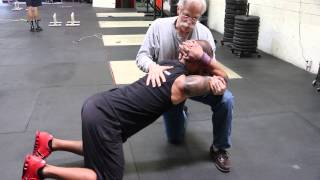 【シンスプリント・足関節捻挫の予防にも◎】背中の柔軟性を高めるストレッチ
