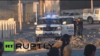 Похороны в Бахрейне привели к столкновениям с полицией