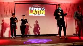 Salsolyk's Dance Company - Rennes Latin Event 2015