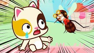Video Go Away! Bad Mosquitoes   Kids Safety Tips   Nursery Rhymes   Kids Songs   Kids Videos   BabyBus MP3, 3GP, MP4, WEBM, AVI, FLV Desember 2018