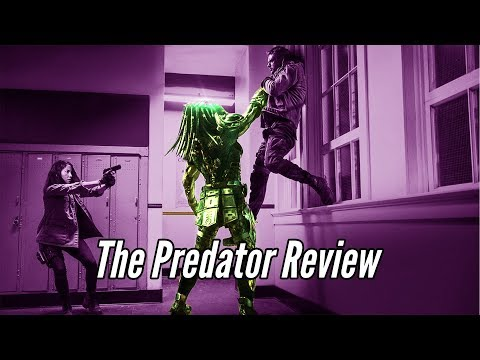 The Predator is the Alien Resurrection of Predator Films - Movie Review
