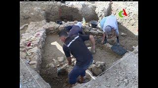 Voyez ces vestiges archéologiques découvertes à Oued Fodda wilaya de Chlef