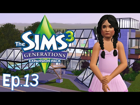 The Sims 3 - Piccola ballerina - Ep.13 - Generations - [Gameplay ITA]