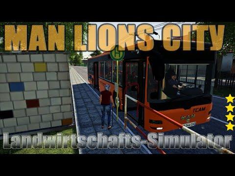 Man Lions Citу v2.0