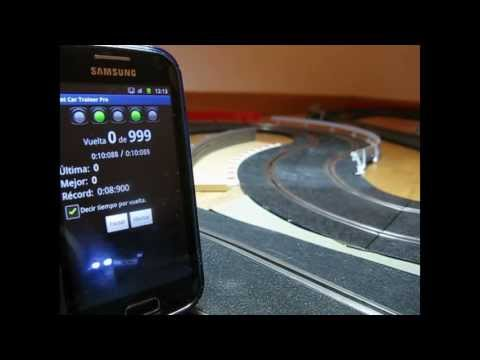 Video of Slot Car Trainer Pro