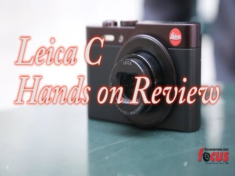 Leica C Hands on Review