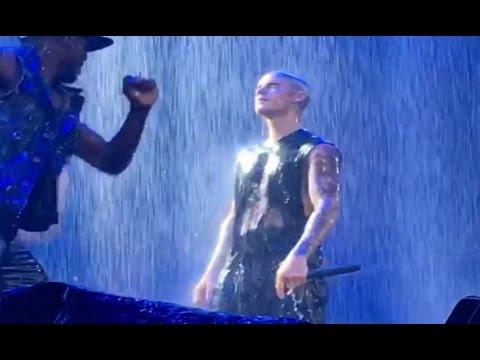 Justin Bieber (live in Greensboro) North Carolina - 07-06-2016 - Highlights