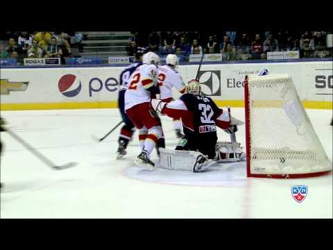 13.10 Лучшие голы недели КХЛ / 10/13 KHL Top-10 Goals of the Week (видео)
