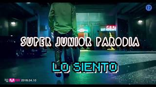 "Video Super Junior •Lo Siento • Parodia ""INFIELES"" MP3, 3GP, MP4, WEBM, AVI, FLV April 2018"