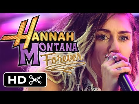 Hannah Montana Forever (2020) Concept Reboot Teaser Trailer #1 - Miley Cyrus Disney Movie