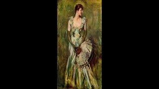Giovanni Boldini was born in Ferrara on the last day of the year in 1842. His father, an artist and art restorer, taught the precocious...
