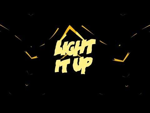 Major Lazer Ft. Nyla  - Light It Up (Lyric Video)