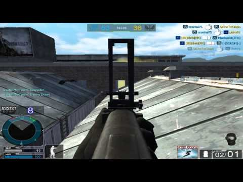 GamePlay K1A con M79 en IndustryTown | FoxStriker Operation7