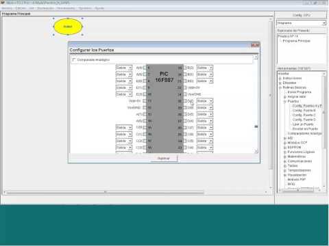 niple - En esta clase se vera toda la teoria y la practica de la comunicacion rs232 entre los microcontroladores PIC basado en NIPLE. Año 2010 hoy en dia Niple sopor...