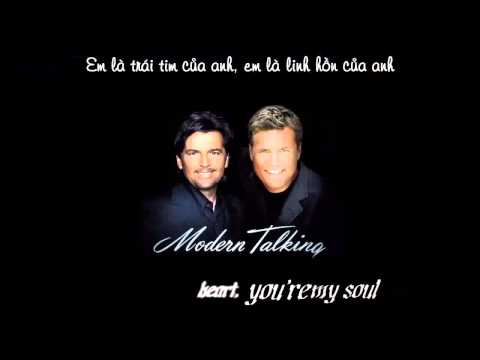 [Vietsub+Kara] Modern Talking – You're My Heart, You're My Soul