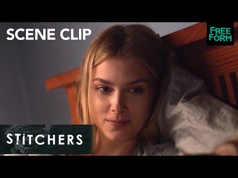 Stitchers   Season 3 Episode 7: Kirsten Questions Cameron   Freeform