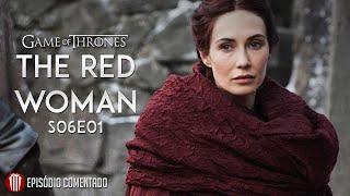 LEIA A DESCRIÇÃO! Vamos comentar o primeiro episódio da 6ª temporada de Game of Thrones! ▶ Resumão da 5ª temporada de Game of Thrones: https://youtu.be/Ynqlc...