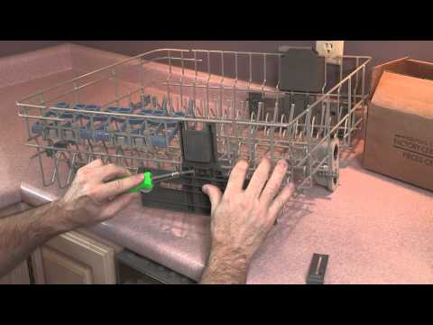 W10712395 Whirlpool Dishrack Adjuster Kit Parts Dr