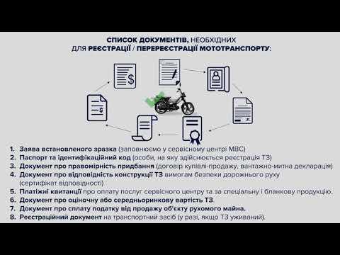 Поліція Житомирщини застерігає: відсутність реєстрації мототранспорту є адміністративним правопорушенням