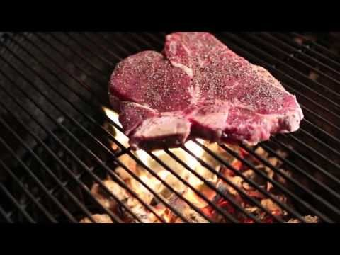 how to properly grill a t-bone steak