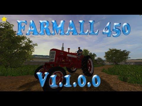 Farmall 450 v1.1.0.0