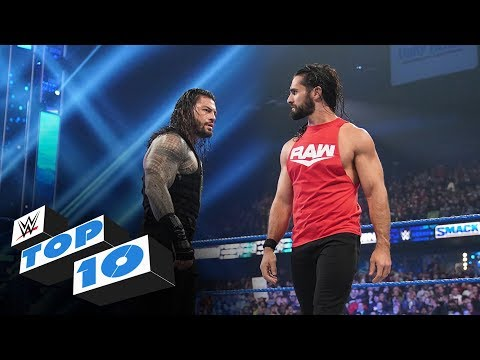 Top 10 Friday Night SmackDown moments: WWE Top 10, Nov. 22, 2019