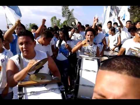 La banda de la ultra blanca!! Alianza fc - La Ultra Blanca y Barra Brava 96 - Alianza