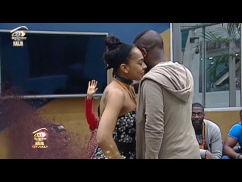 Celebrity Guests visit the BBNaija House  Big Brother: See Gobbe   Africa Magic