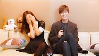 Video Minshin - His ideal type : Japan FM interview 2013 (Re-upload) MP3, 3GP, MP4, WEBM, AVI, FLV Agustus 2018